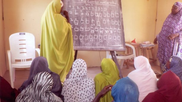 Supporting Education: Constructing Classrooms & Supporting Orphans
